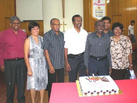 Jothi's  Surprise Birthday Party
