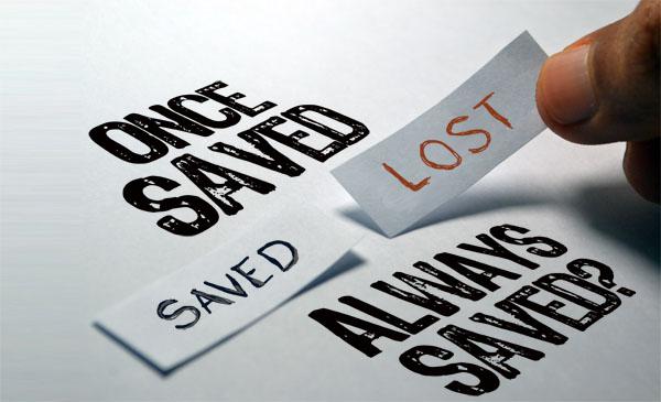 once-saved